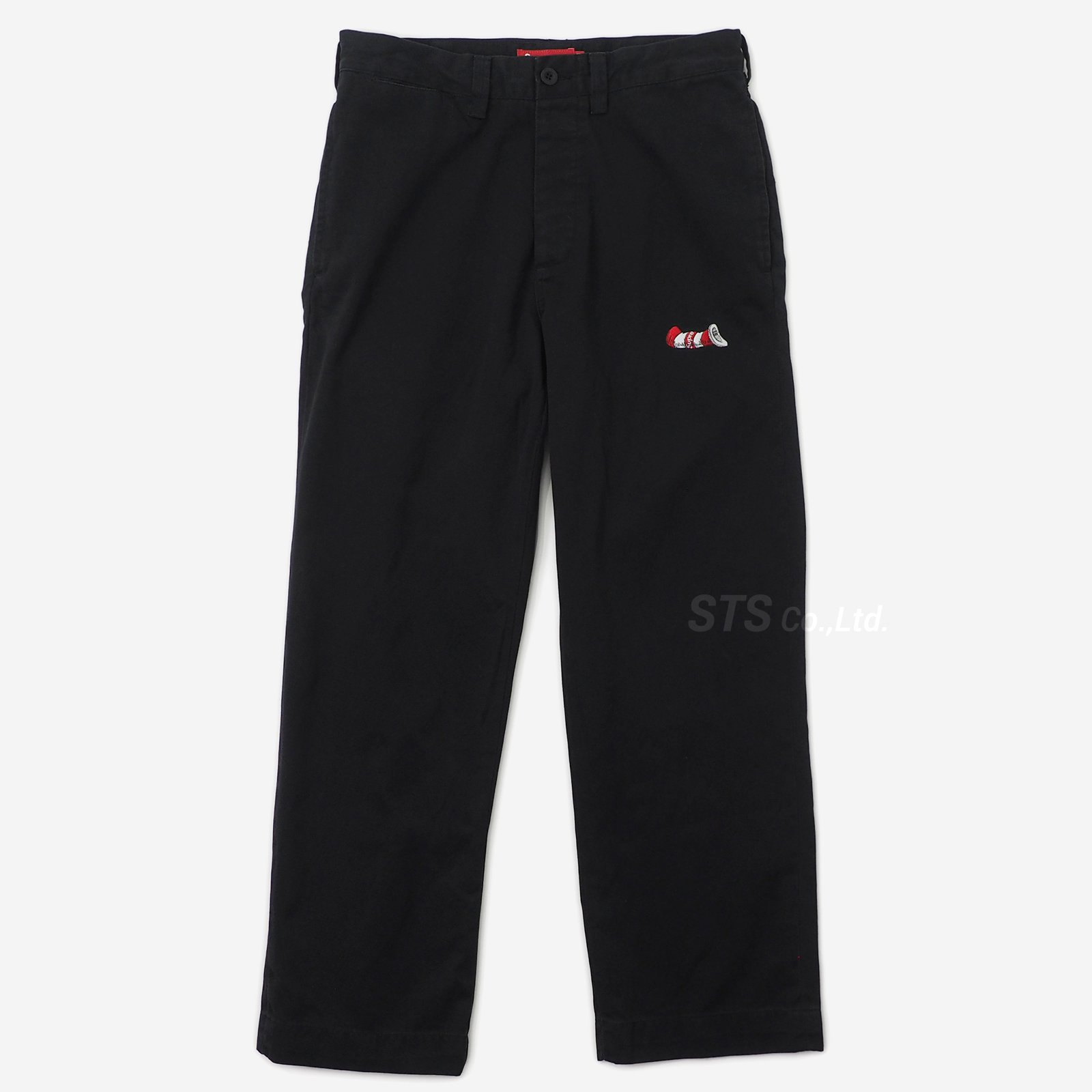Supreme - Cat in the Hat Chino Pant - UG.SHAFT 0e111b031aee