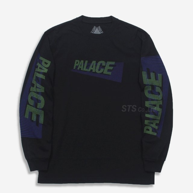 Palace Skateboards - 3-P Longsleeve