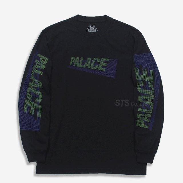 Palace Skateboards - 3-P Longsleeve