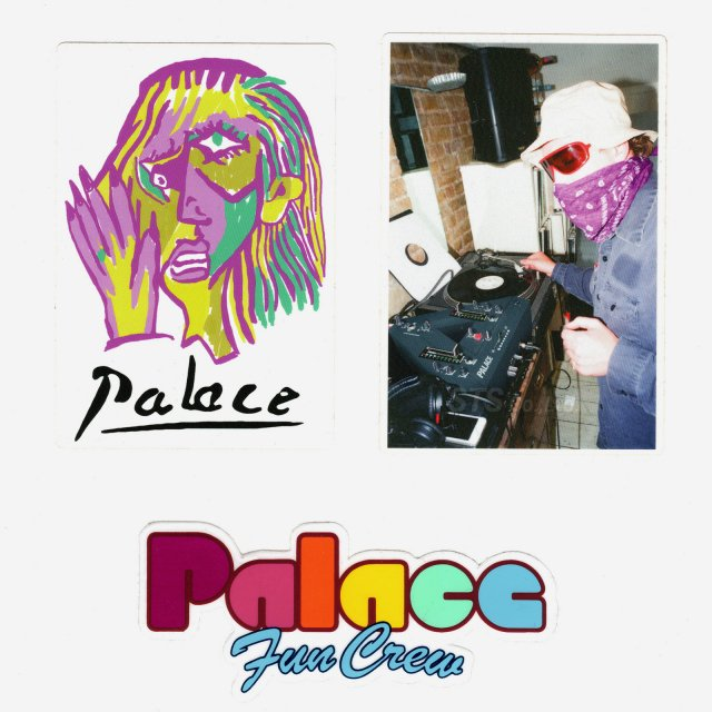 Palace Skateboards - Sticker Pack Vol.1