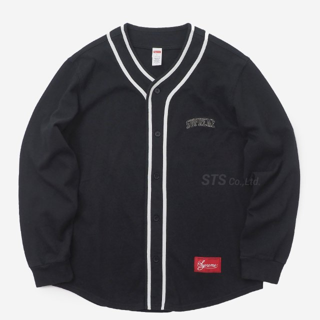 Supreme - Color Blocked Baseball Top