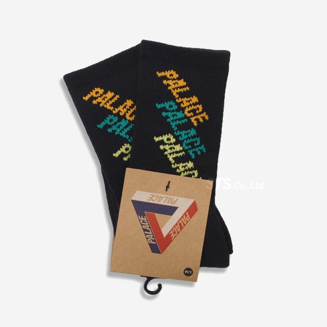 Palace Skateboards - Repeat Font Sock