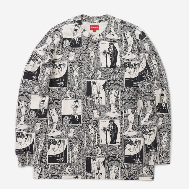 【SALE】Supreme - Salome L/S Top