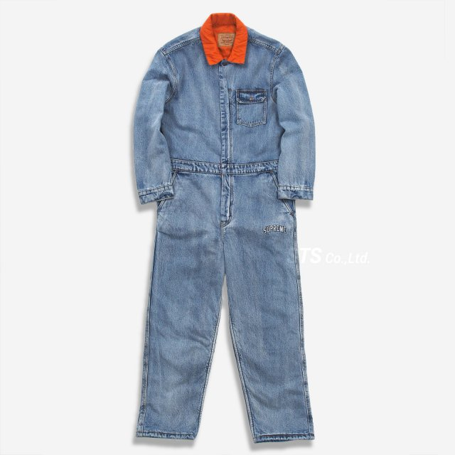 Supreme/Levi's Denim Coveralls
