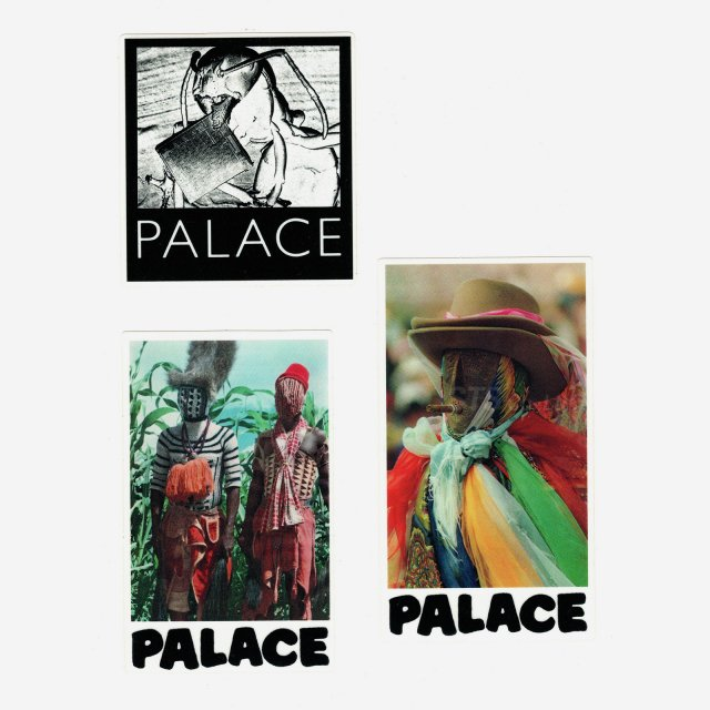 Palace Skateboards - Sticker Pack Vol.3