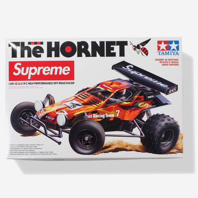 Supreme/Tamiya Hornet RC Car