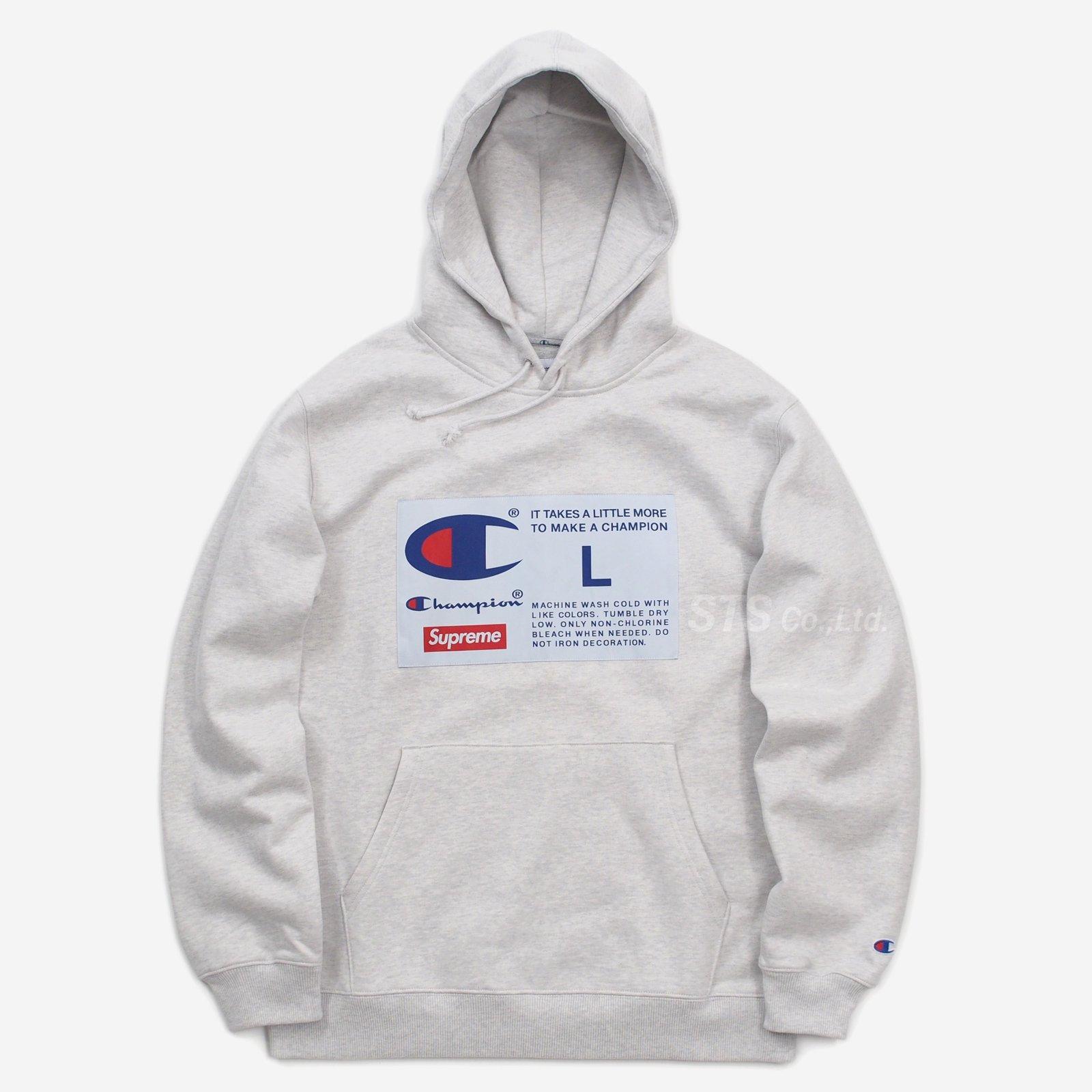 Champion Capuche Supreme Shirt Sweat Xl 80OyvmNwPn