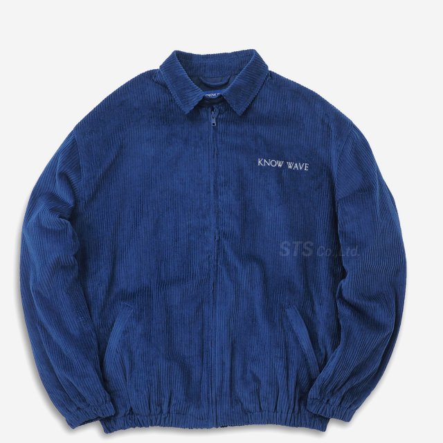 【SALE】Know Wave - Harrington Jacket