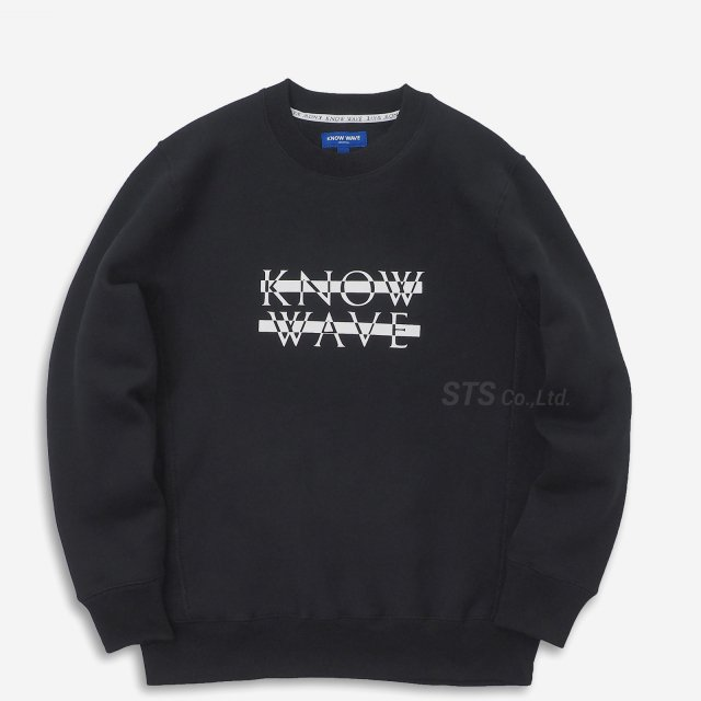 Know Wave - Knockout Crewneck