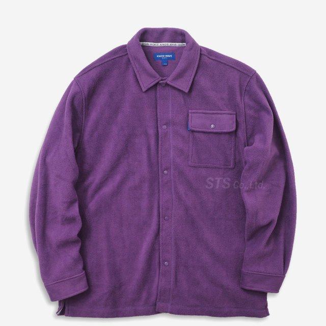 Know Wave - Polartec Overshirt