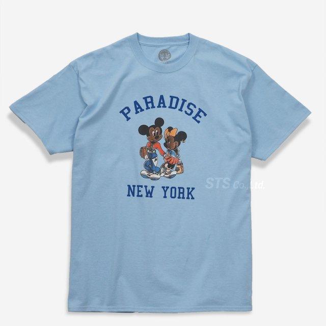Paradis3 - Mickey and Minnie Tee