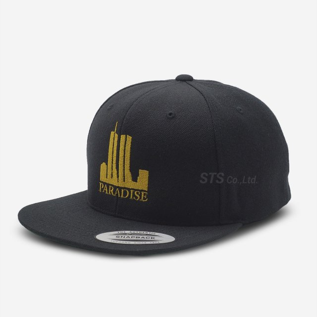 Paradis3 - Twin Towers Snapback Hat
