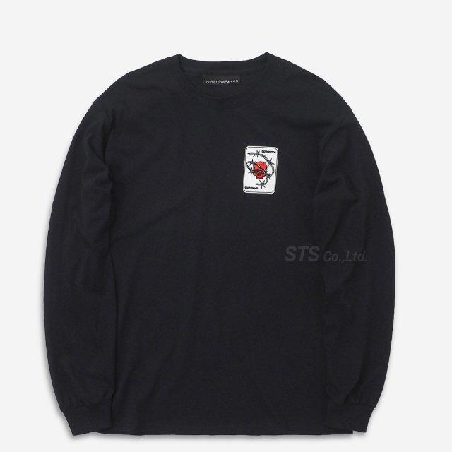 Nine One Seven - The Rock Longsleeve T-Shirt