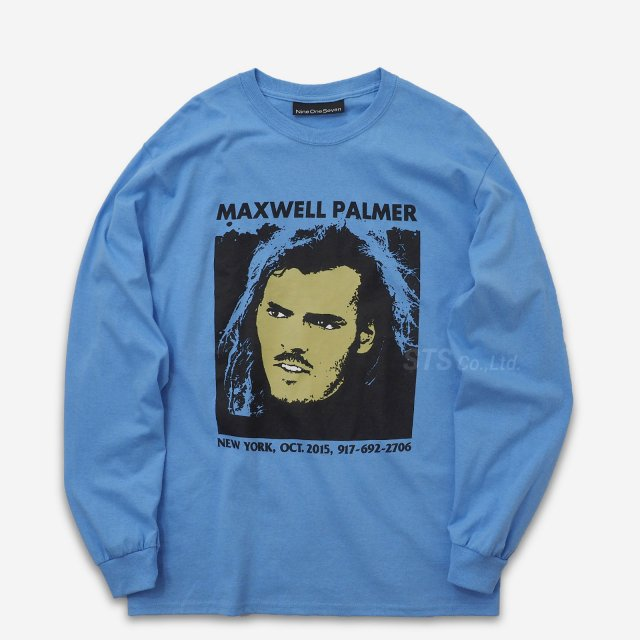Nine One Seven - MaxWell Palmer Longsleeve T-Shirt