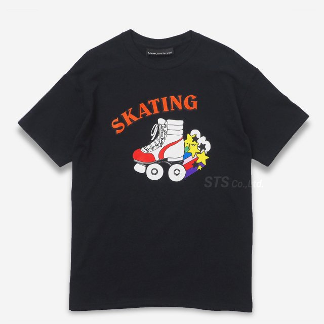 Nine One Seven - Skate or Die T-Shirt
