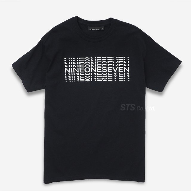 Nine One Seven - Typography T-Shirt