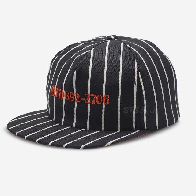 Nine One Seven - DialTone Stripe Hat