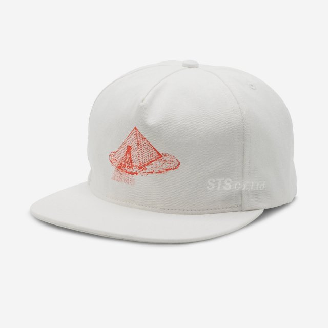 Bianca Chandon - Pyramid Hat