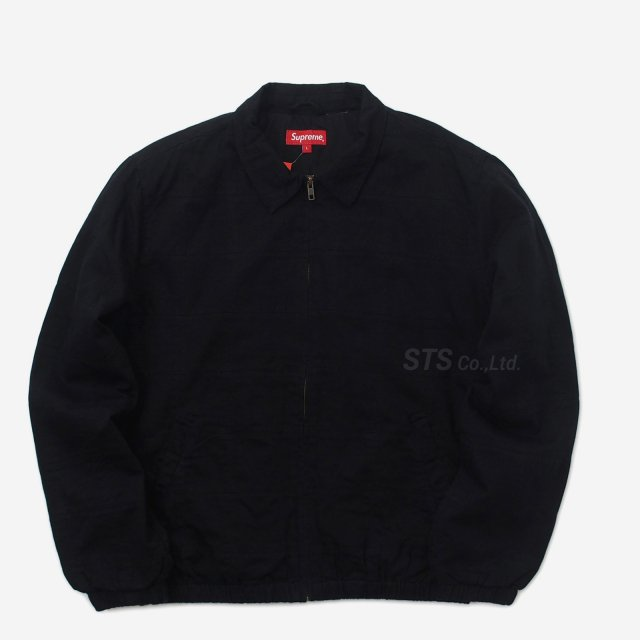 Supreme - Patchwork Harrington Jacket