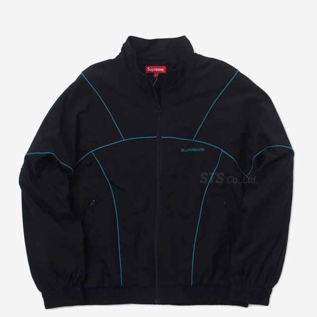 Supreme - Piping Track Jacket
