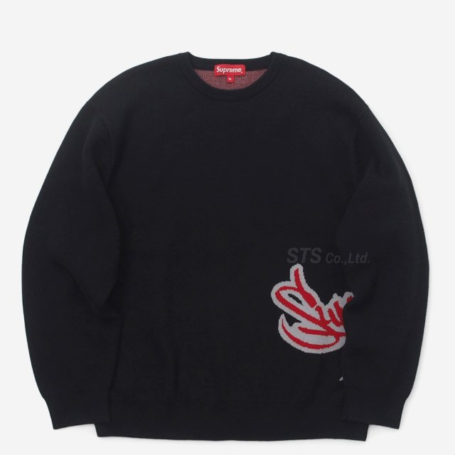 Supreme - Tag Logo Sweater