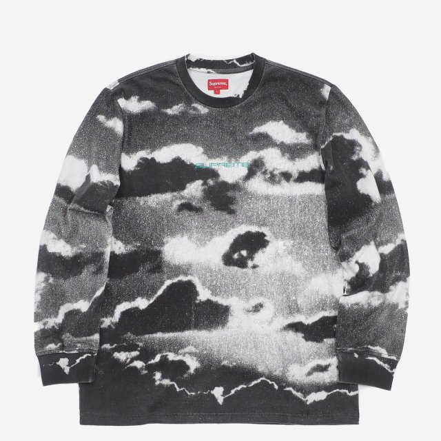 Supreme - Clouds L/S Top