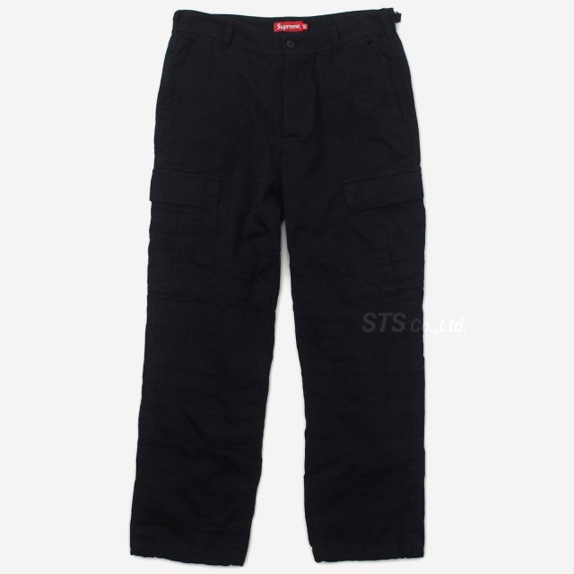 Supreme - Patchwork Cargo Pant