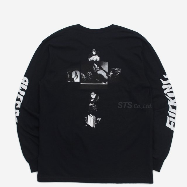 Fucking Awesome - Faith L/S Tee