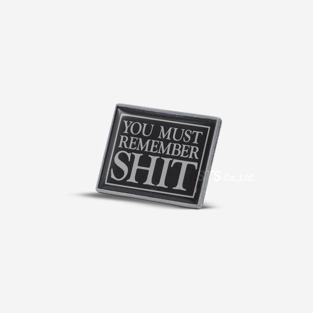 Fucking Awesome - Remember Enamel Pin