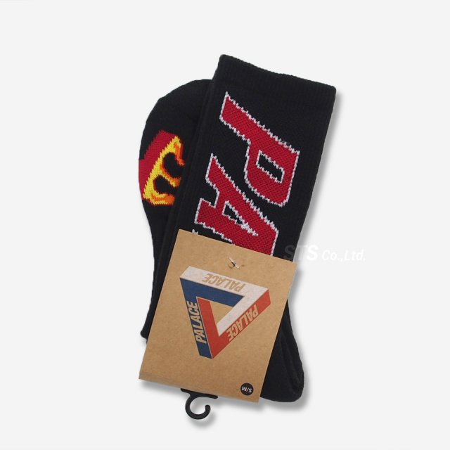Palace Skateboards - Pal Ace Sock