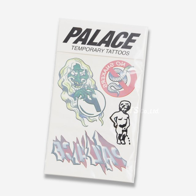 Palace Skateboards - Temp Tattoos