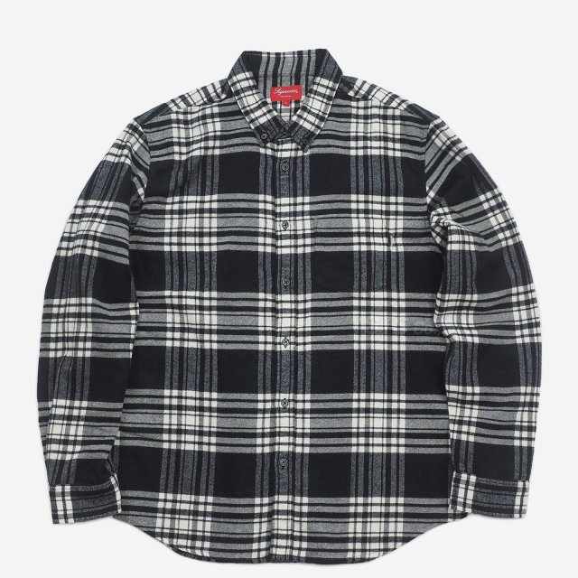 Supreme - Tartan Flannel Shirt