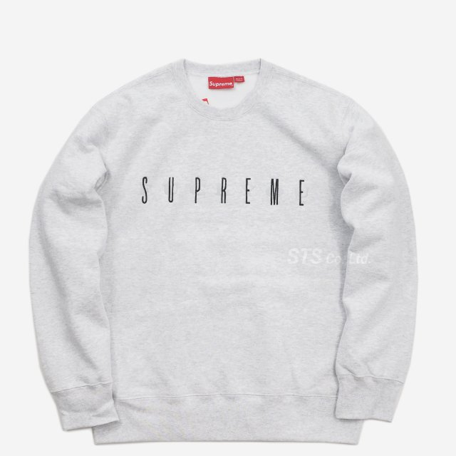 Supreme - Fuck You Crewneck
