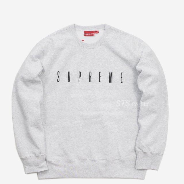 Supreme - Fuck You Crewneck