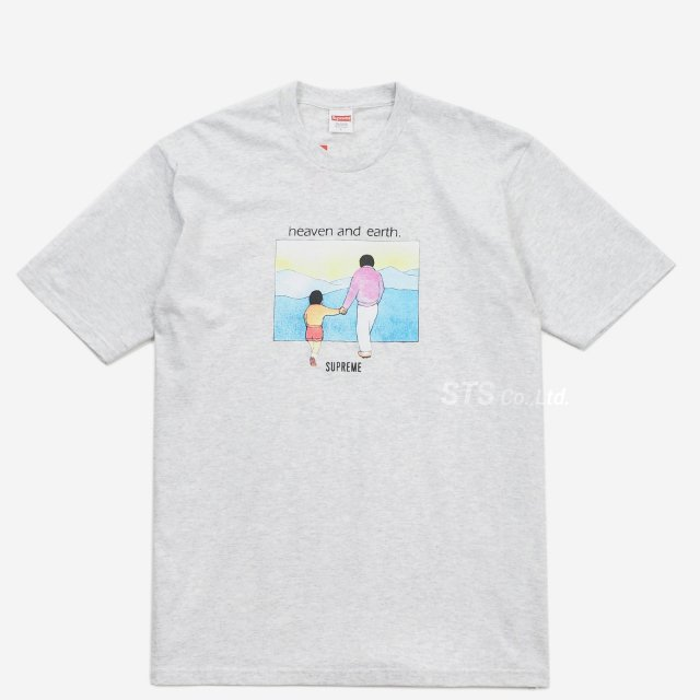 Supreme - Heaven and Earth Tee