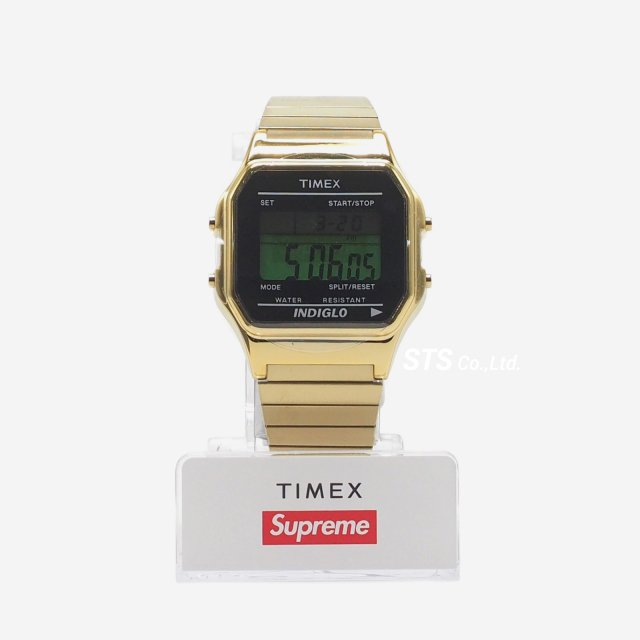 Supreme/Timex Digital Watch