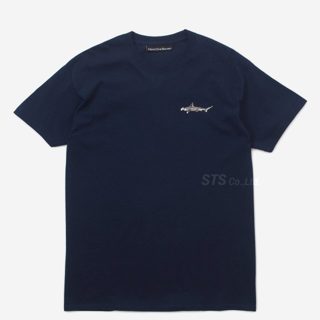 Nine One Seven - Sharky T-Shirt