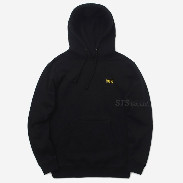Nine One Seven - Area Code Pullover Hood