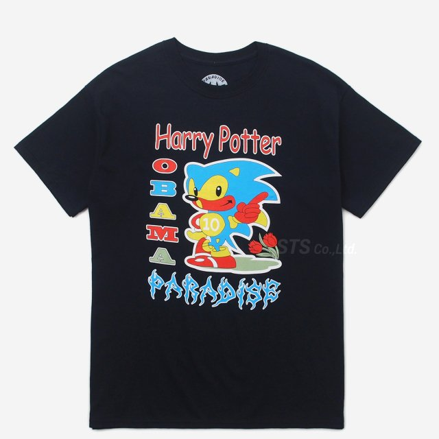 Paradis3 - Harry Potter Obama Paradise Tee