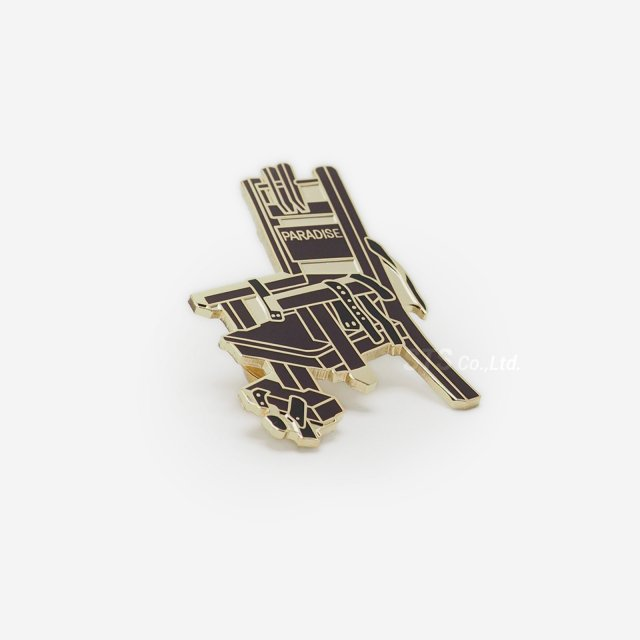 Paradis3 - Ted Bundy Paradise Chair Pin