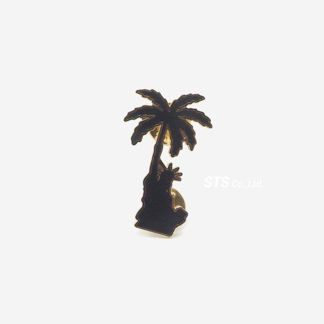 Paradis3 - Liberty Palm Pin