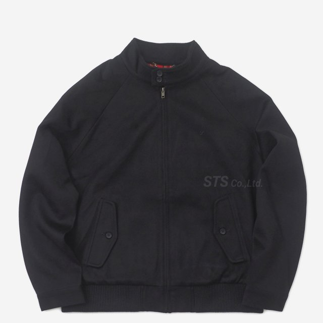 【SALE】Supreme - Wool Harrington Jacket