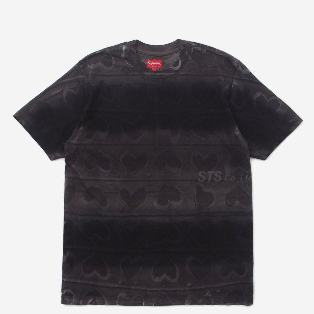 Supreme - Hearts Dyed S/S Top
