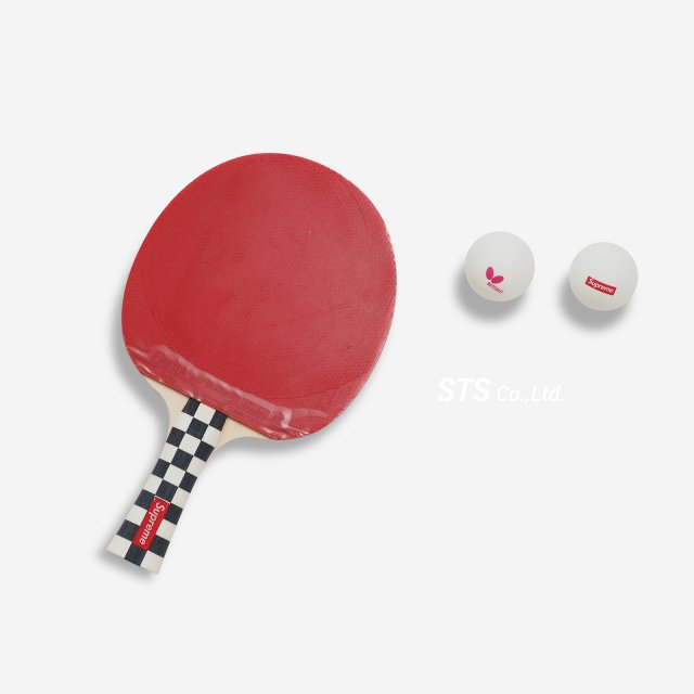 Supreme/Butterfly Table Tennis Racket Set