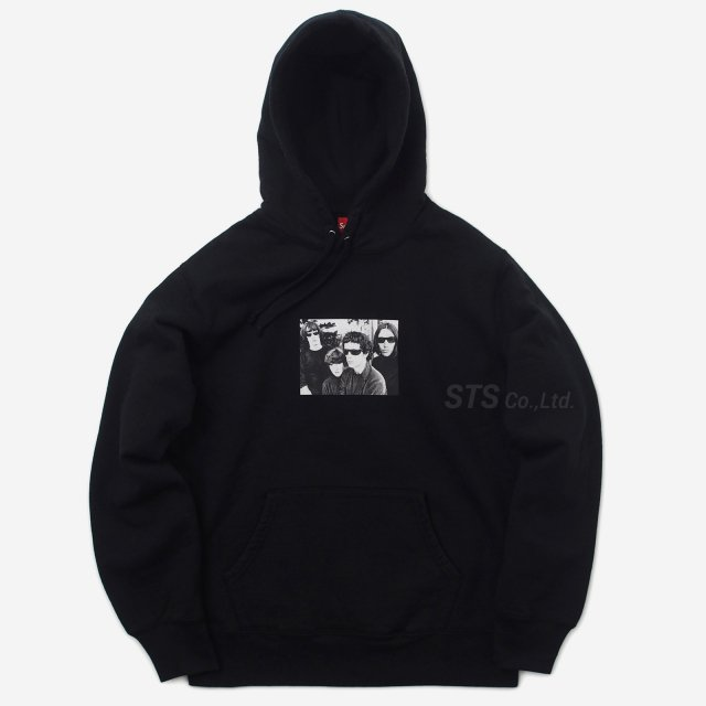 Supreme/The Velvet Underground Hooded Sweatshirt