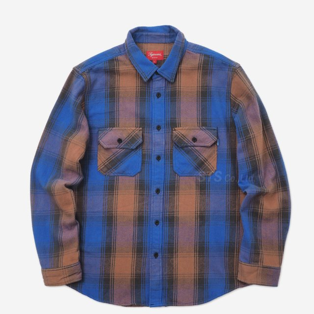 Supreme - Heavyweight Flannel Shirt