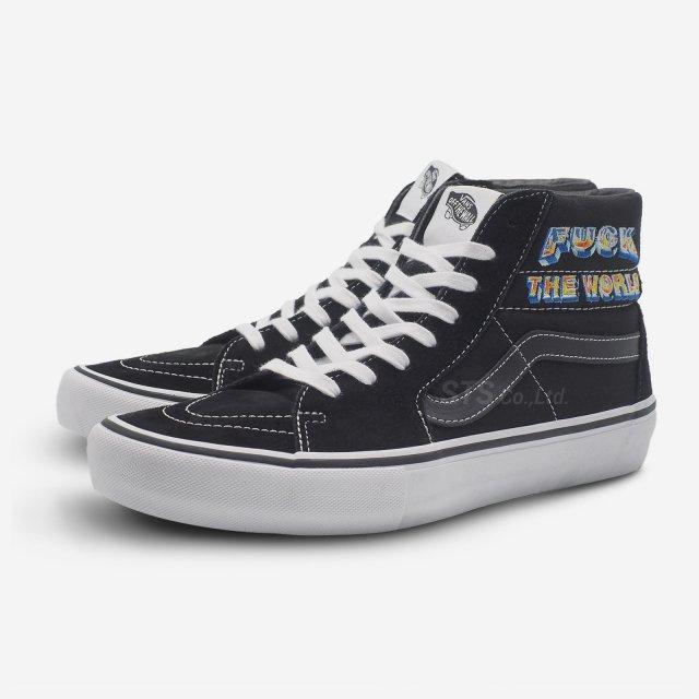 Supreme/Vans FTW Sk8-Hi