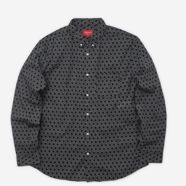 Supreme - Monogram Shirt