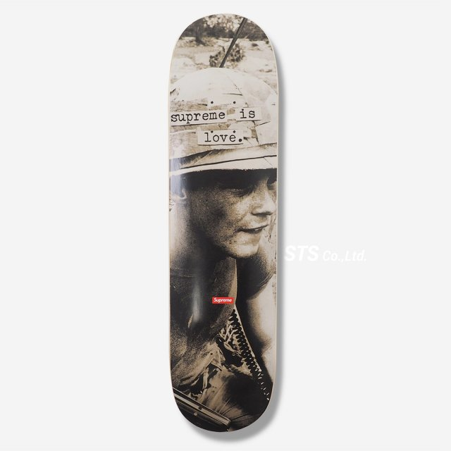 Supreme - Supreme Is Love Skateboard