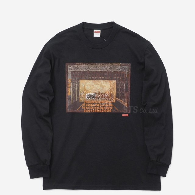Martin Wong/Supreme Attorney Street L/S Tee